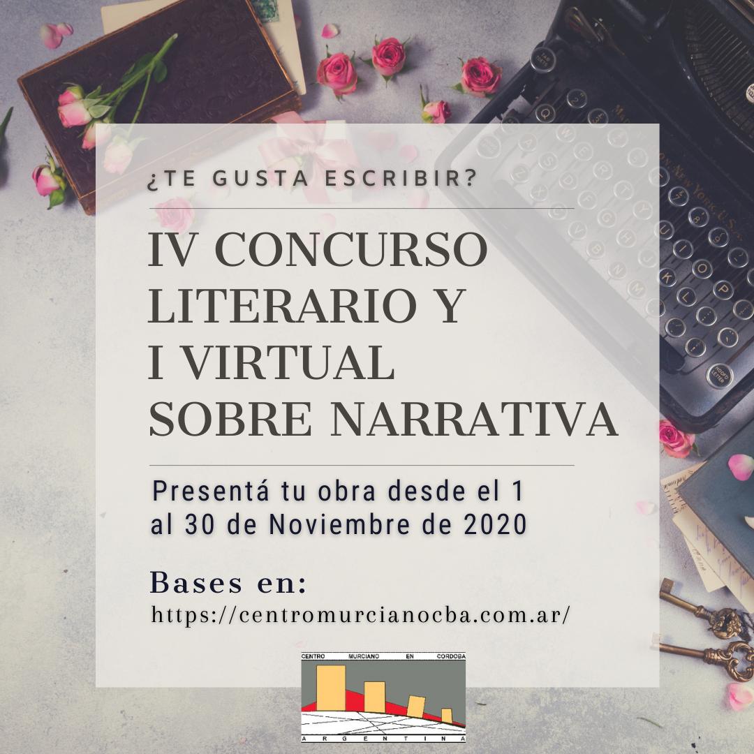 Concurso Literario de Narrativa