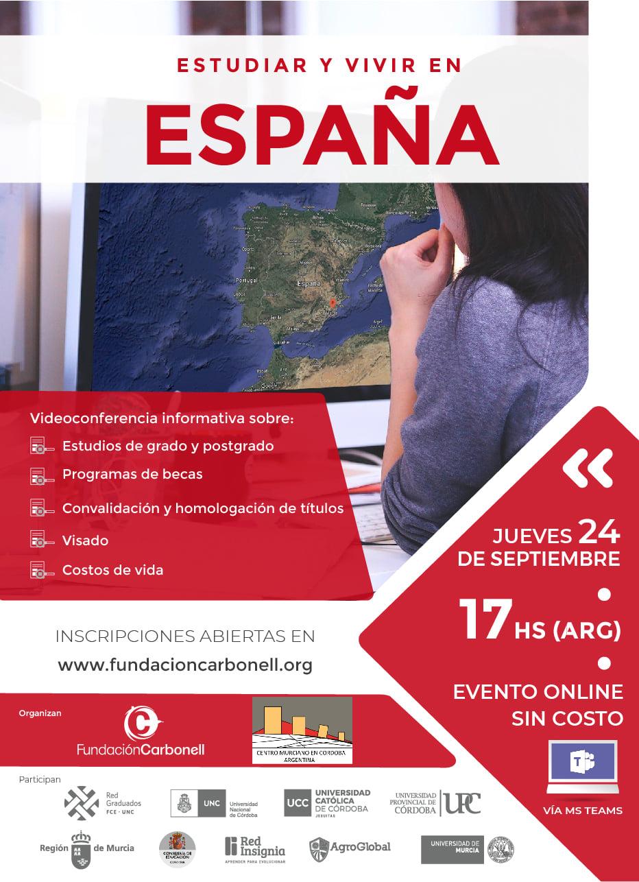 Programa «Estudiar y Vivir en España»
