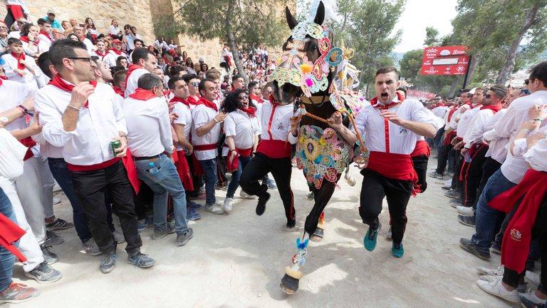 «Los Caballos del Vino» Caravaca de la Cruz «Patrimonio Inmaterial de la Humanidad por la UNESCO»